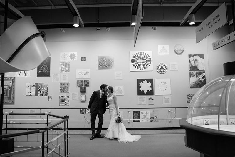 Science Museum Wedding